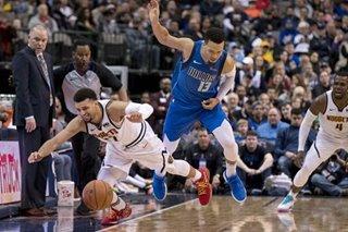 NBA: Nuggets overtake Doncic-less Mavericks