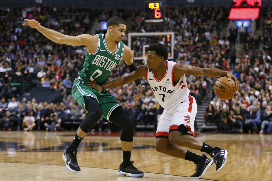 Siakam, Raptors bounce back with convincing 118-95 win over Celtics