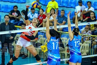 Superliga: Cignal flattens Foton; PLDT wins three straight