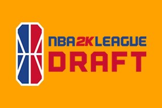 Pinoy player among 198 potential draftees in NBA 2K League