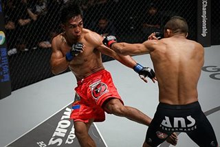 MMA: Belingon doesn't plan to lose in rubber match with Fernandes
