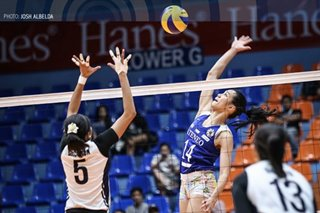 UAAP: Patience pays off for Ateneo's Bea de Leon