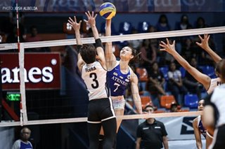 UAAP: Ateneo downs Adamson for 5th straight win