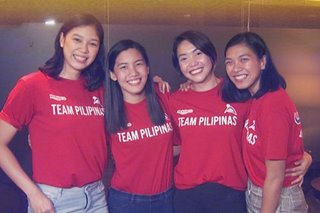 The Score: Ex-UAAP stars reunite in PH women's volleyball team