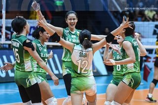 The Score: What fuels De La Salle Lady Spikers to go for 4th straight crown?