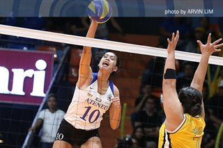 UAAP: Ateneo weathers Rondina, UST for 7th straight win