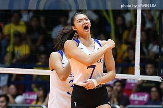 UAAP: Ateneo's Madayag speechless after breaking UAAP record