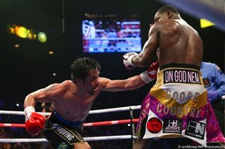 Boxing: Pacquiao says Spence appears slower than Thurman