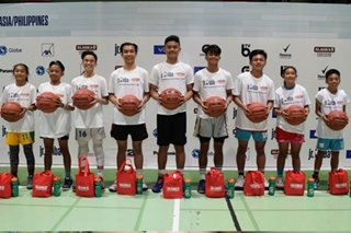 9 North Luzon players to compete in Jr. NBA national training camp