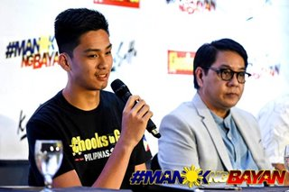 Kai Sotto remains firmly committed to PH national team