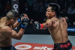 MMA: Belingon loses title via DQ