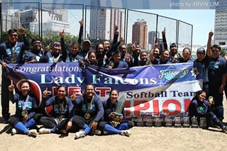 UAAP: Adamson extends softball dynasty, beats UST anew