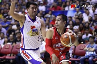 PBA: Ginebra, Magnolia all set for best-of-3 'Manila Clasico'