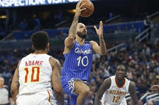 NBA: Magic offense on target in rout of Hawks