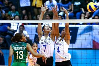 UAAP: Ateneo's 'Katipunan Skyline' falters against La Salle's 'technical' attack