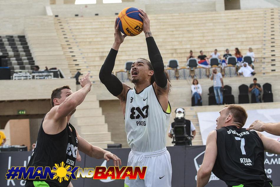 FIBA 3X3: Pasig, Balanga crash out of World Tour Masters 1