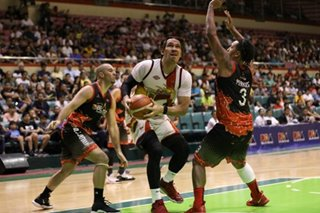 PBA: San Miguel shoots light out vs Phoenix, closes in on PH Cup finals return