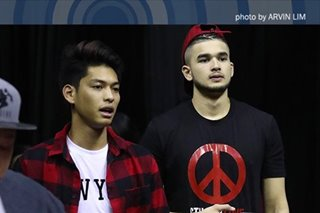 Kobe, Ricci to suit up for Fighting Maroons in FilOil tournament