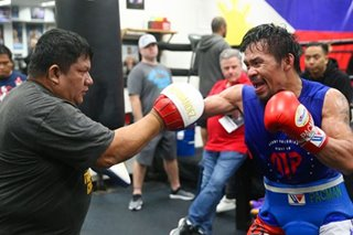 Why Pacquiao battling Keith Thurman could make for a 'good fight'