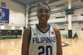 Fil-Am Hayes gives good account of herself in first game for Perlas Pilipinas