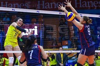 PSL: Cargo Movers down Blaze Spikers in finals opener