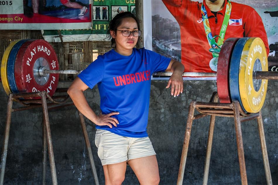 Filipina Olympian fears for life over Duterte foe list 1