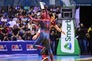 PBA: After 'Spider-Man' incident, June Mar has message to basketball fans