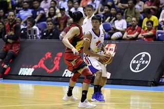 PBA: Mark Barroca hits buzzer-beater; Magnolia now a win away from PH Cup title