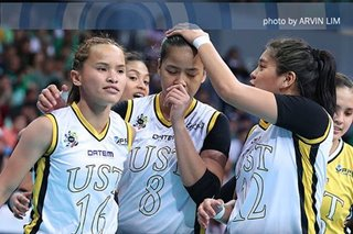 UAAP: Rondina shrugs off losing streak to Ateneo, focused on task at hand