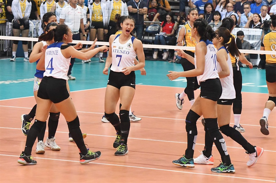 UAAP: Ateneo bounces back, forces decider against UST