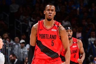 NBA: Trail Blazers' Hood cleared to play in Game 1