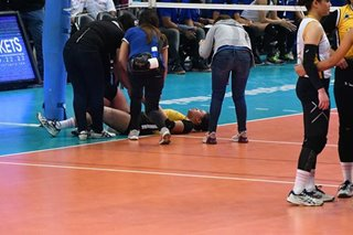 UAAP: Eya Laure's father vows Tigresses rookie will be ready for Game 3