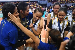 UAAP: Bea de Leon hails fellow captain Rondina — 'She made everything harder'