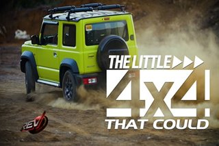 2019 Suzuki Jimny Review: The little 4x4 that could