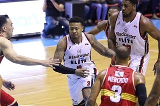 PBA: Parks edges Perez for Rookie of the Month award