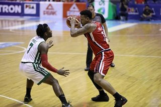 PBA: Rookie aces Parks, Perez downplay first match-up