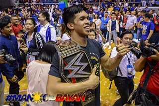 Ateneo's Ravena to earn Player of the Year honors