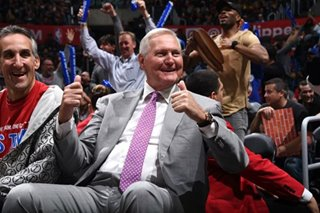 NBA legend Jerry West to receive Medal of Freedom