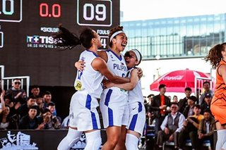 3x3 basketball: Dramatic win for Filipinas in FIBA U18 World Cup