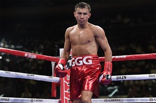 Boxing: Golovkin brutally knocks out Rolls, calls for third Canelo fight
