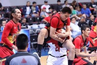 PBA: Lassiter rains treys on Blackwater as SMB grabs first win