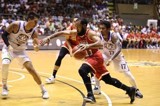 PBA: Ginebra routs NLEX in Pringle's debut