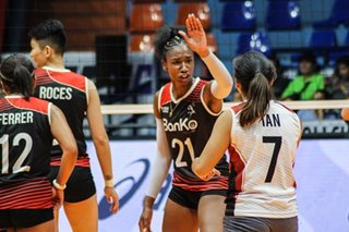 PVL: Horton promises a better performance in BanKo's next game