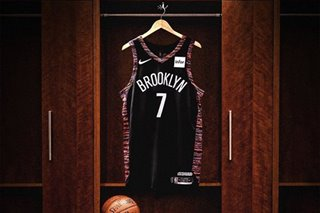 Durant officially joins Nets, to wear No. 7
