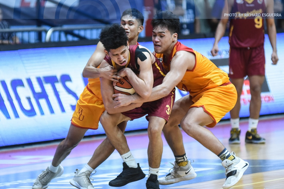 NCAA: Charcos Ready To Step Up As Perpetual Help's Leader