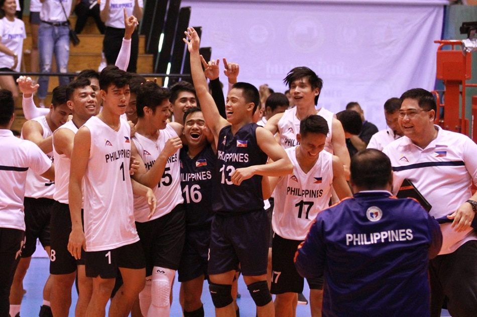 Volleyball: PH salvages bronze with thrilling win over Thai