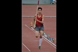 Back-to-back gold medals for Pinoy pole vaulter EJ Obiena in Italy