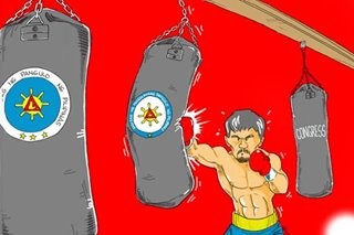 Pacquiao and the lesson of good politics