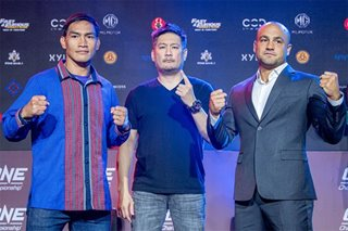 ONE: Alvarez willing to take villain's role vs Folayang