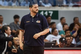 PBA: Garcia wants ROS to move on quickly from Game 2 meltdown